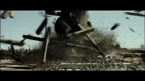 TheLoneRanger_TrainWreck special effects