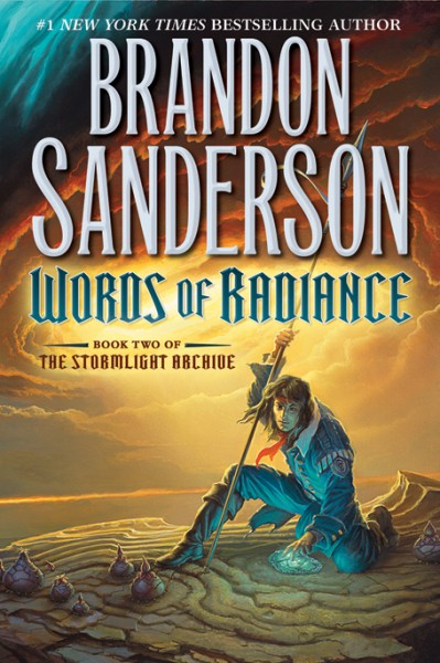 Words of Radiance: The Stormlight Archive
