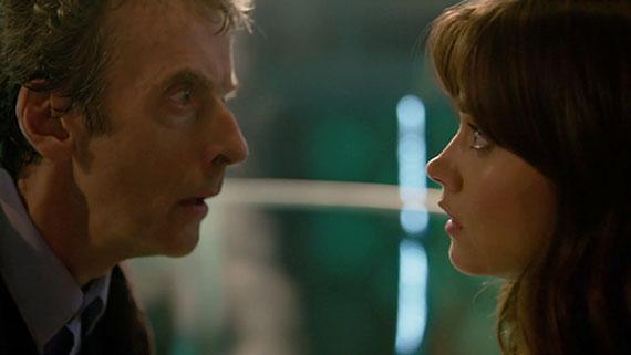 Doctor Who Series 8 Companion