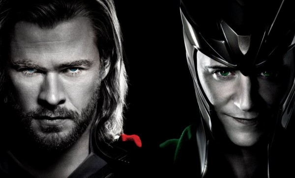 Thor and Loki Brothers
