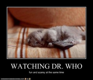 Watching Doctor Who
