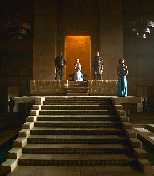 Dany's Throne Room