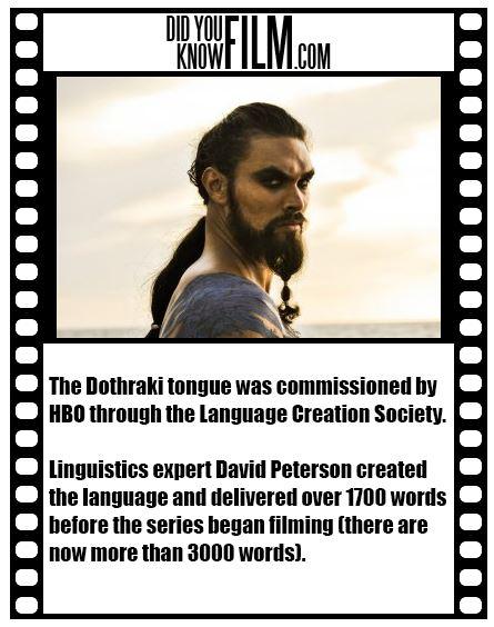Dothraki