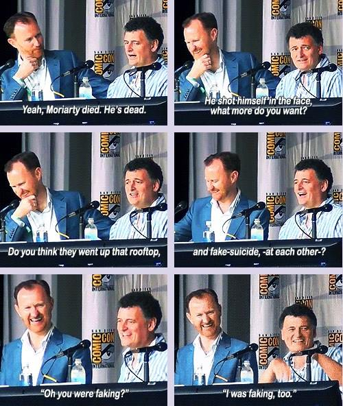 Moffat on Moriarty