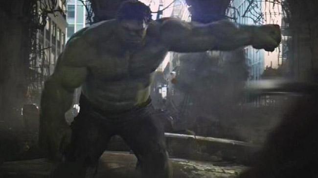 Hulk Smash Thor