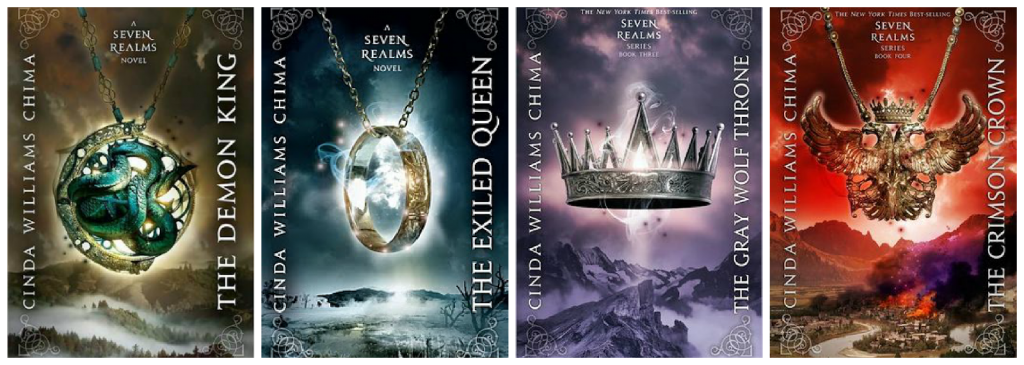 most captivating young adult fantasy book series