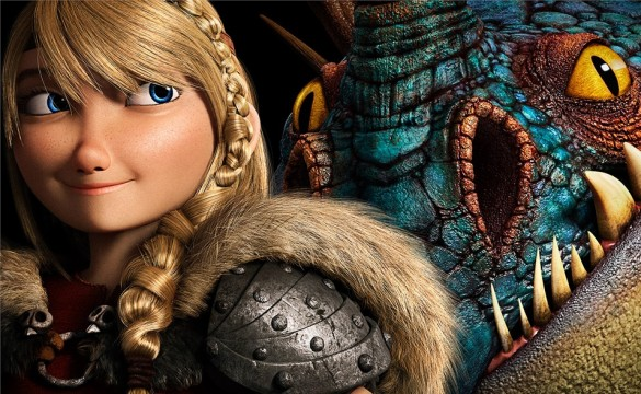 Astrid and Dragon