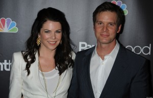"Graham has been dating ""Parenthood"" co-star, Peter Krause for four years now."