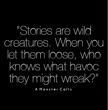 stories are wild creatures