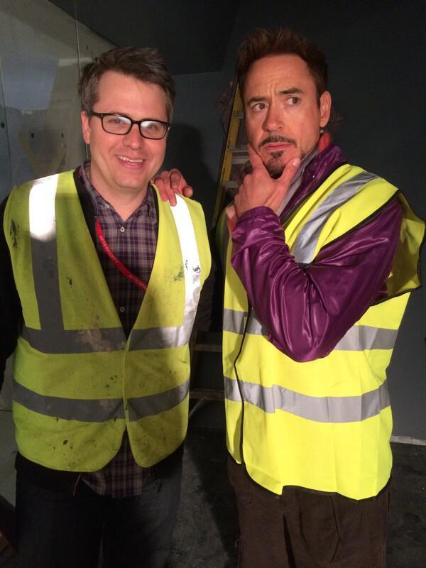 Downey Jr. Twitter