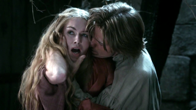 Image result for game of thrones twincest