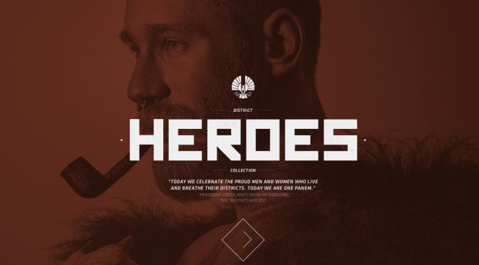 Heroes of Panem