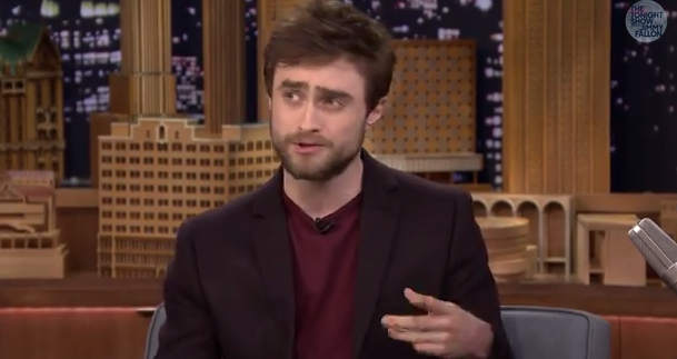Daniel Radcliffe Tonight Show