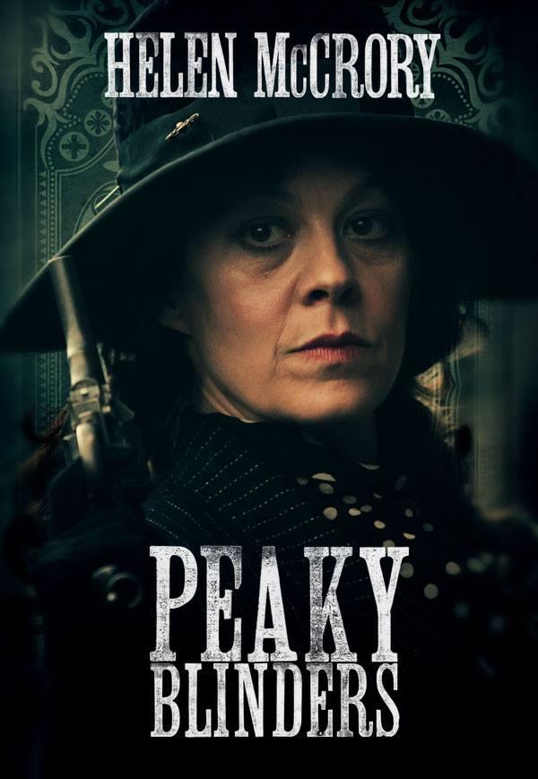 Helen McCrory Peaky Blinders