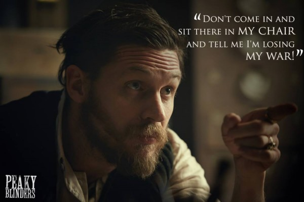 Peaky Blinders is back with Tom Hardy - Larkable