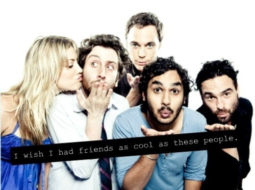 I wish I had friends as cool as these people
