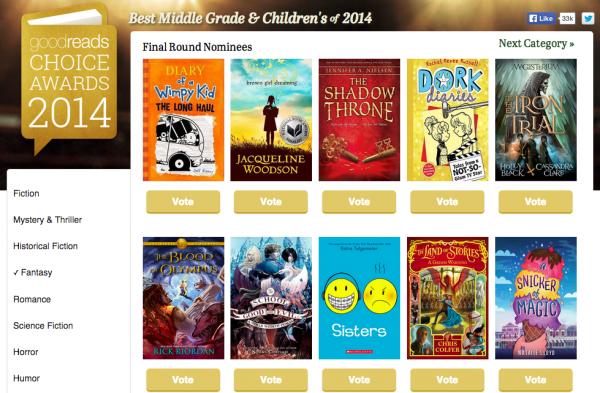 Middle Grade & Children's Books