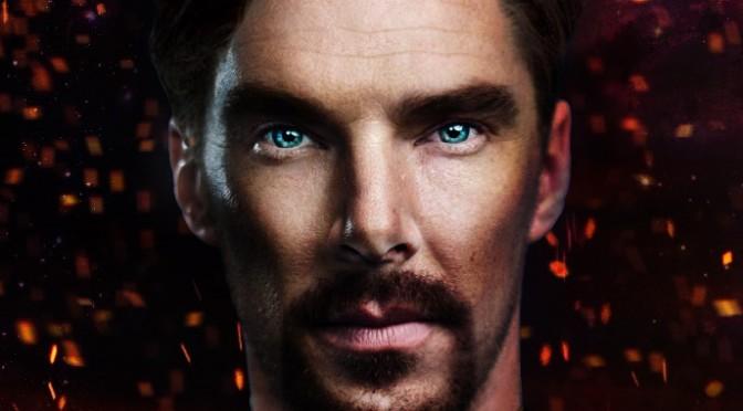 Benedict Cumberbatch Dr Strange