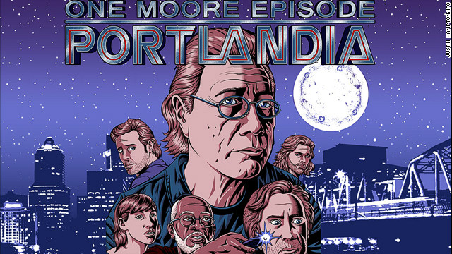 One Moore Episode