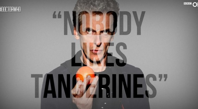 Nobody Likes Tangerines