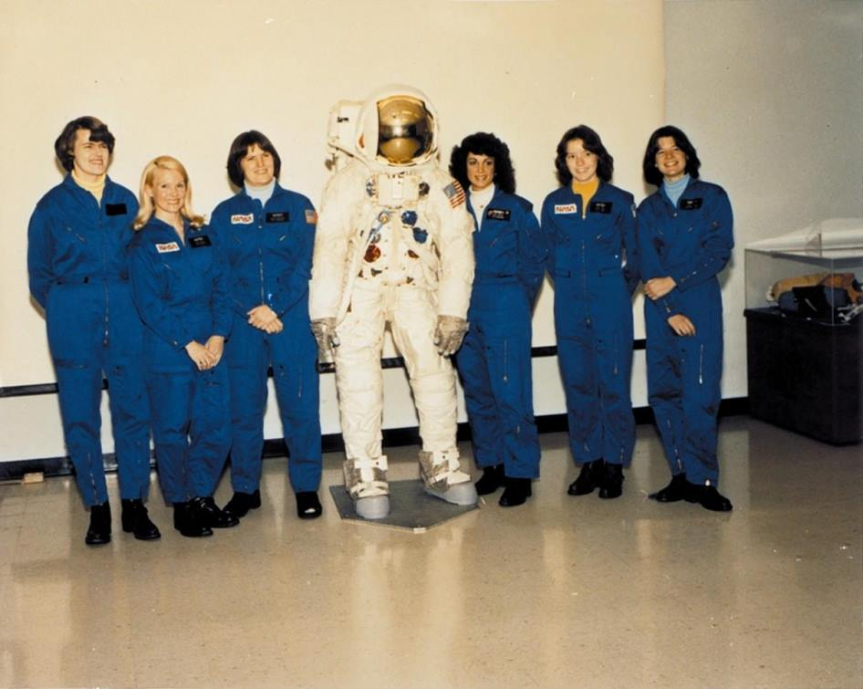First Female Astronauts